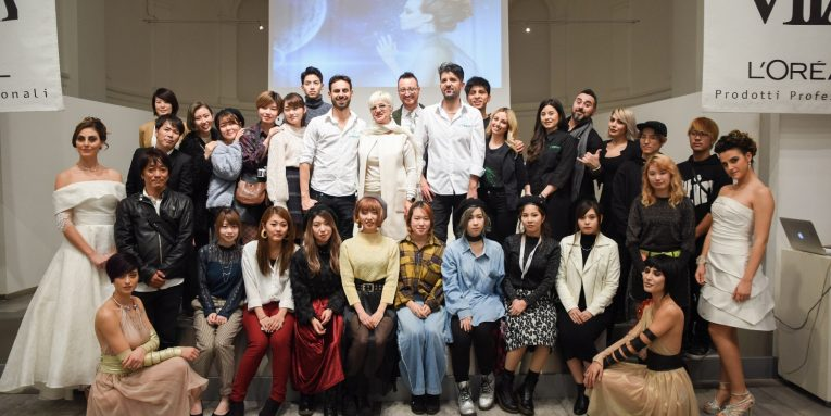 I Sargassi Meets The Students From The Tokyo Max Beauty College Japan I Sargassi